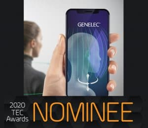 Genelec Aural ID i S360A nominowane do nagrody TEC