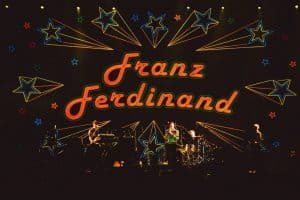 Franz Ferdinand i dBTechnologies VIO