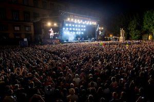Target Sound na Lucca Summer Festival