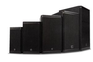 RCF COMPACT M – Najnowsza seria uniwersalnych urządzeń głośnikowych z dźwiękiem klasy HiFi