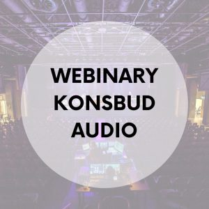 Webinary Konsbud Audio