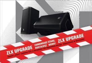 Promocja zestawów głośnikowych Electro-Voice ZLX