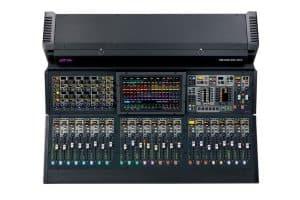 Cyfrowa konsoleta miksująca AVID S6L 24C