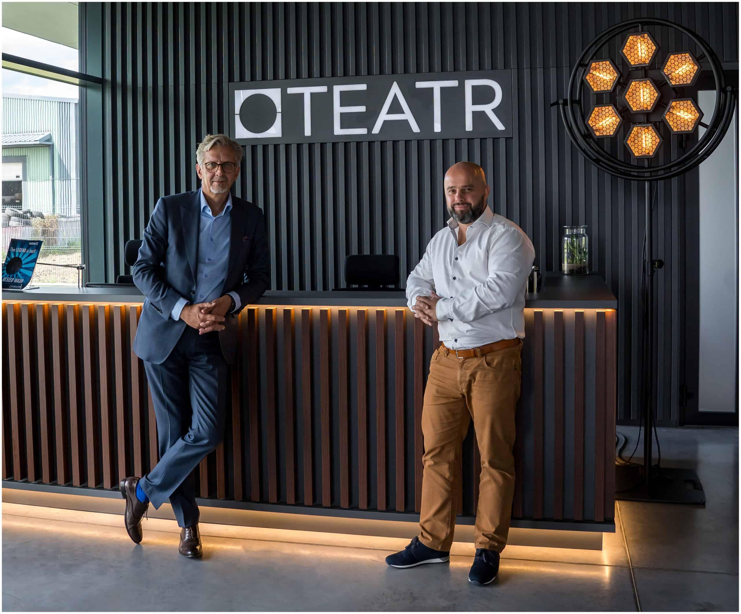 Nowa siedziba PS TEATR Rozmowa z właścicielem firmy Markiem Gumińskim oraz dyrektorem zarządzającym Michałem Frąckowiakiem www.muzykaitechnologia.pl