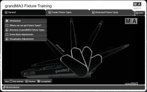 """Nowe szkolenie """"grandMA3 Fixture Training"""" już dostępne!"""
