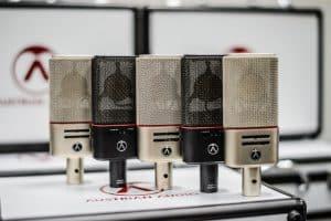 Dwie nominacje do TEC Award dla Austrian Audio