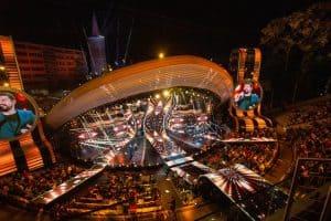 Opole 2020 – Oświetlenie i multimedia na 57 Festiwalu Polskiej Piosenki