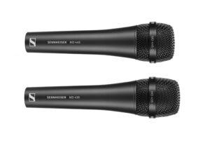 Mikrofony wokalowe Sennheiser MD 445 i MD 435