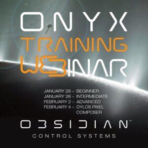 Webinaria Obsidian Control Systems
